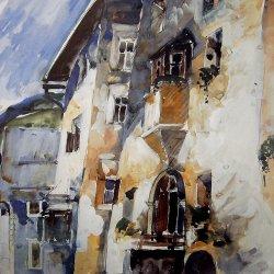 Arnulf Heimhofer: Zeichnung u. Malerei
