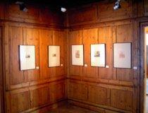 Corot-Raum in der Villa Jauss