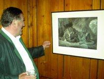 Betrachter von Delacroix