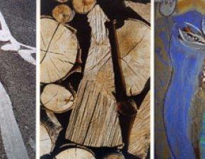 Regine Schirmer: Malerei, Fotos, Objekte