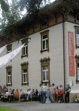 10 Jahre Initiative Villa Jauss e. V. - Sommerfest