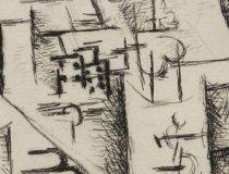 Wege zur Moderne: Braque 1911