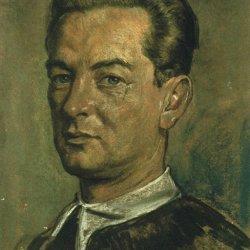 Hermann Gabler Selbstportrait