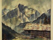 Hermann Gabler: Hütte