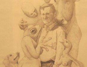 Ausstellung: Mensch und Tier
