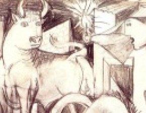 Die Studien Picassos zu Guernica
