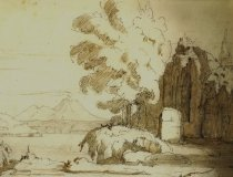 Joseph Anton Fischer: Landschaft
