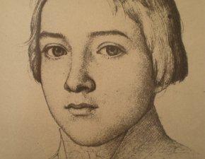 Joseph Anton Fischer: Jungenbild