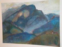 Elisabeth Geduld, Allgäuer Berge