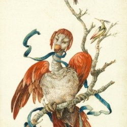 Wunder auf Papier - Drei Vögel