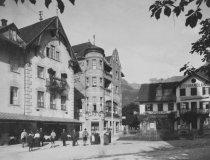 Heimhuber - Bergwelten, Marktplatz