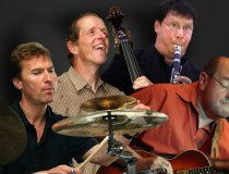 Florian Mayer Quartett mit Tiny Schmauch