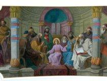 Ludwig Glötzle, Jesus und die Schriftgelehrten
