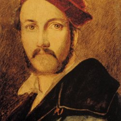 Johann Conrad Dorner, Selbstportrait