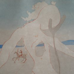 Detail Dali, Hommage a la medicine