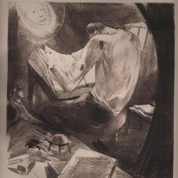 Willy Jaeckel, Faust 1 Studierstube
