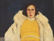 Willy Jaeckel, Dame in Gelb 1928