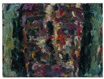 MARWAN, Kopf, 1995, Öl auf Leinwand