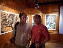 Hans-Jürgen Burkard (sternFotograf) und Heinz Zak
