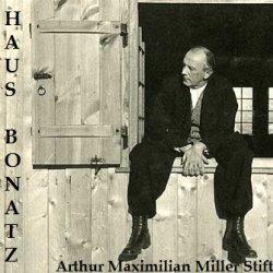 HAUS BONATZ - Arthur Maximilian Miller Stiftung