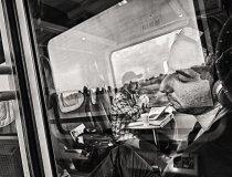 Thomas Rabsch, Bahnfahren