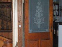 Türe im Foyer
