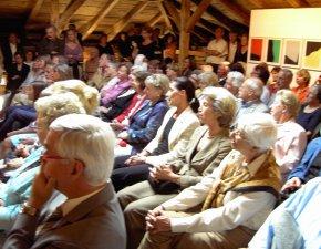 Zuhörer Eröffnung Martin Noel 2005