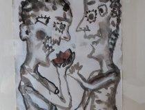 Peter Zeiler, Adam und Eva
