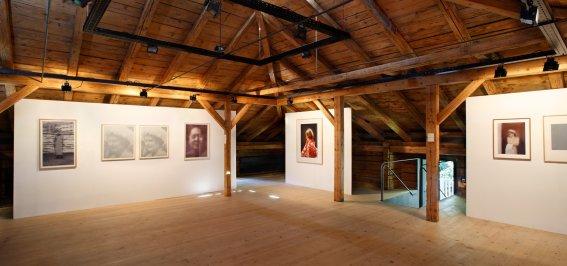Foto Reiter, Dachgeschoss