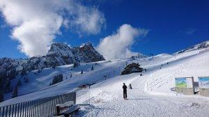 Skifahren am Breitenberg