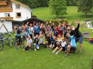 WalserBikeTours - Ausbildung zum BikeGuide 2014