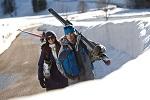 Gleich gehts los mit einer schönen Skitour zur Wannenkopfhütte