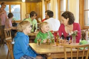 Familienurlaub auf der Wannenkopfhütte