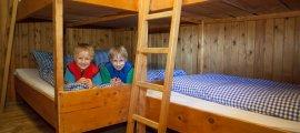 Kuchuck - für die Kleinen sind die Stockbetten natürlich mega klasse!