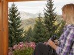Bergpanorama von der Wannenkopfhütte aus genießen