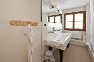 neue Waschräume seit November 2009