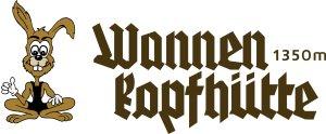 Logo Wannenkopfhütte