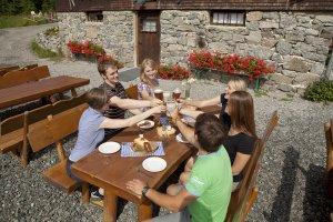 Sommertage auf der Wannenkopfhütte