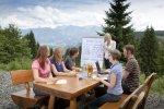 Freiluftbüro Wannenkopfhütte