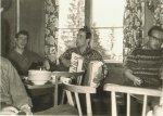 Wannenkopfhütte früher - Gemütliches Beisammensein