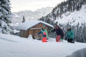 Winterwandern - ein Genuss!