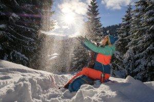 Zauberhafte Wintermomente