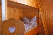 Hüttenglück pur - urige Zimmer auf der Wannenkopfhütte