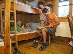 Uriger Familienurlaub auf der Wannenkopfhütte