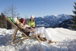 Winterurlaub auf der Wannenkopfhütte