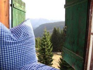 Dein Rückzugsort in den Alpen?