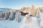 Einzigartige Berghütte mitten im Landschaftsschutzgebiet