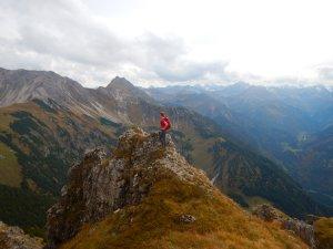 Ein Farbenschauspiel inmitten der Alpen