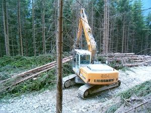 R904C Forstweg