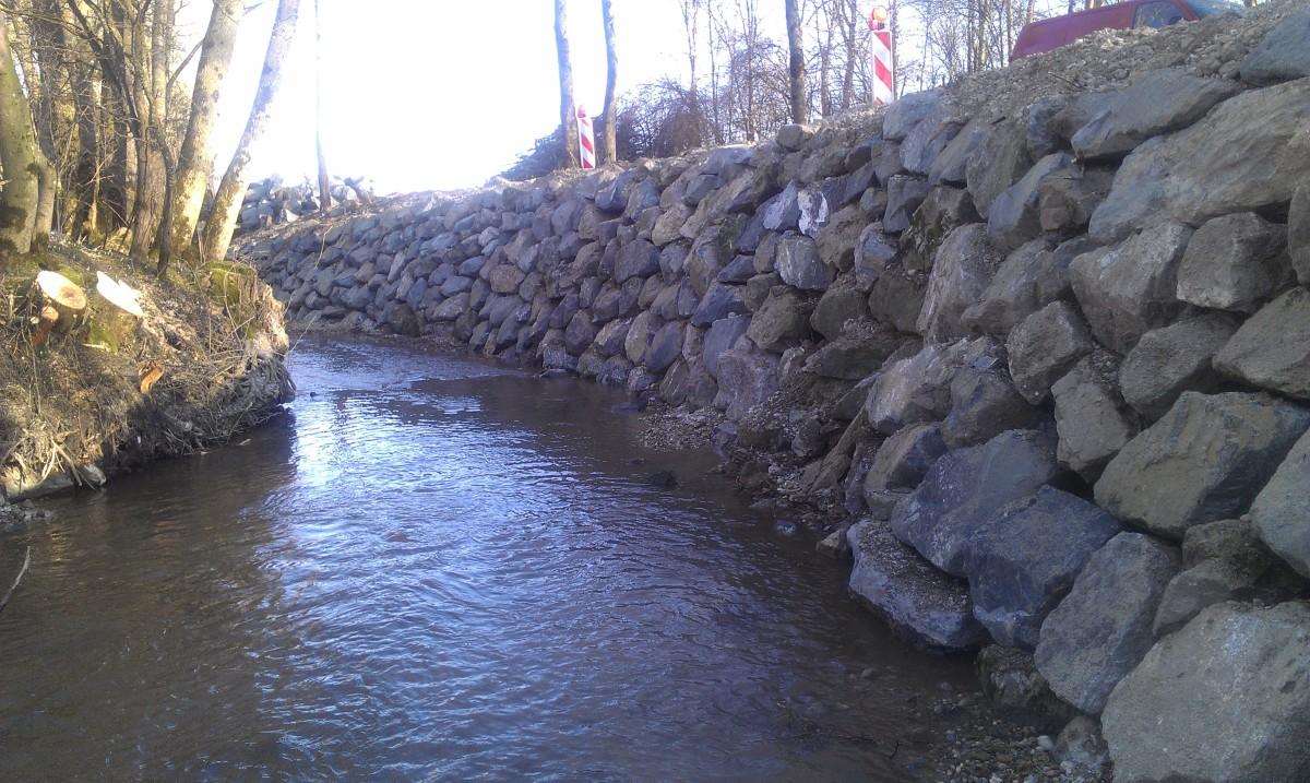 Hochwasserverbauung Altusried
